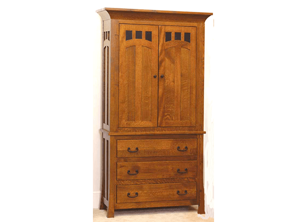 California West Armoire