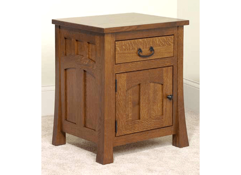 California West Nightstand