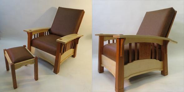 California West Greene & Greene Chair